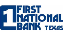 First National Bank Texas Careers